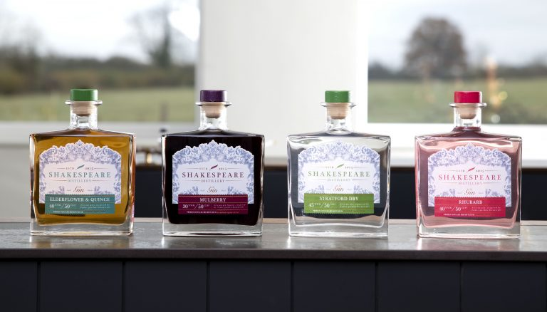 Shakespeare Gins