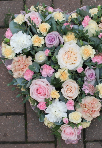 Heart Floral Tributes