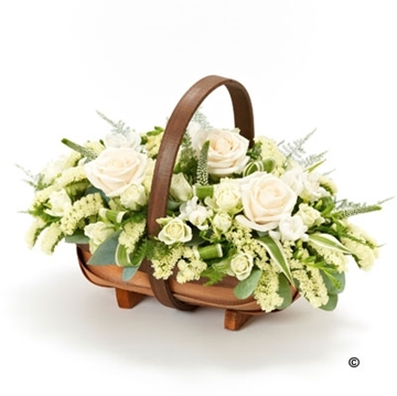 Picture of Mixed Basket - White