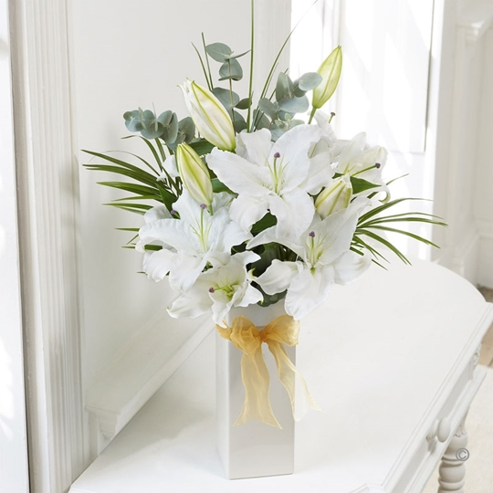 Picture of Thinking of You Vase