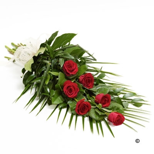 Picture of Simple Rose Sheaf - Red