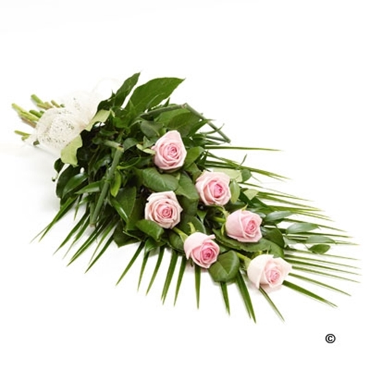 Picture of Simple Rose Sheaf - Pink