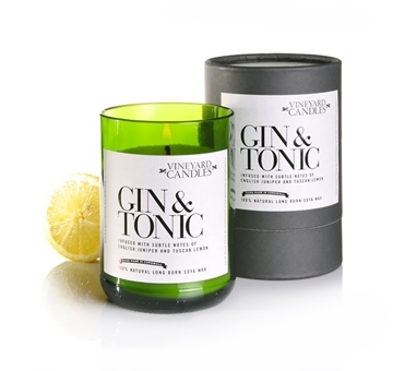 Picture of Gin & Tonic Scented Candle