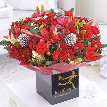 Picture of Christmas Cracker Hand-tied