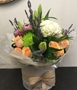 Picture of English Hatbox Bouquet