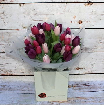 Picture of Tulip Bouquet Pink