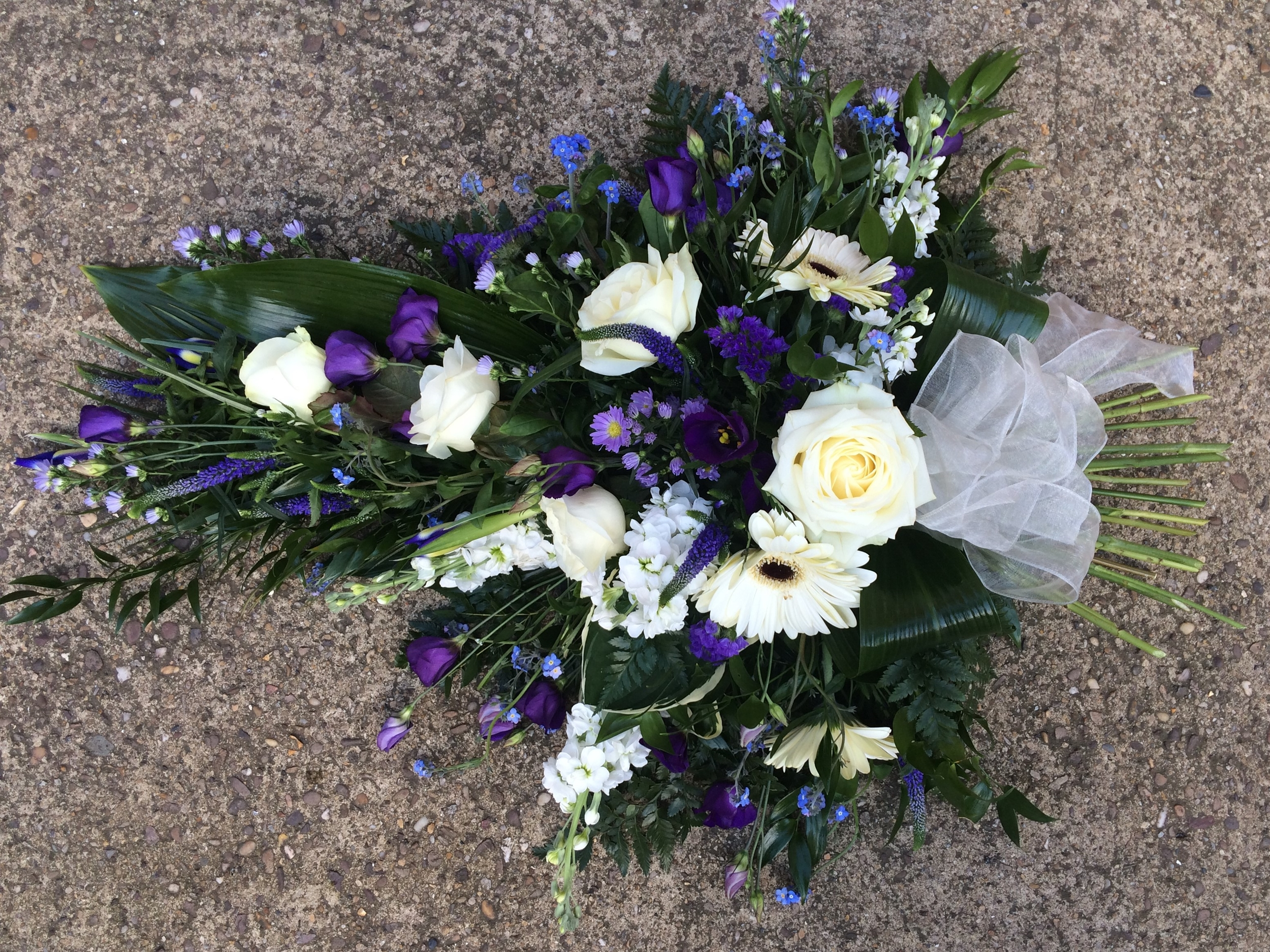Funeral Tributes Penny Johnson Flowers Coleshill Birmingham