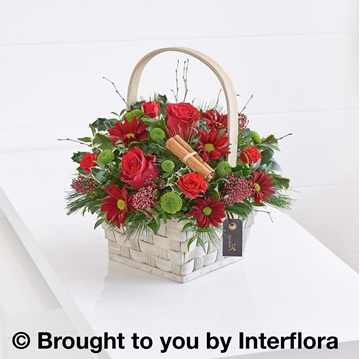 Picture of Festive Cheer Basket