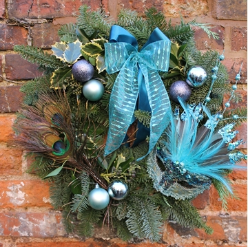 Picture of Peacock Wreath
