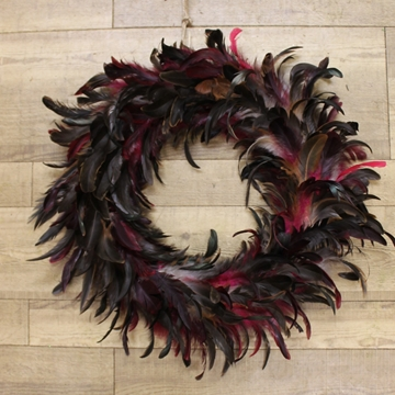 Picture of Feather Wreath