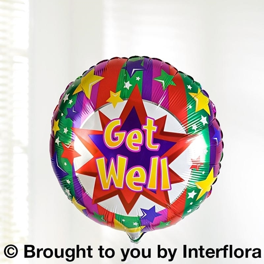 Picture of Get Well Balloon