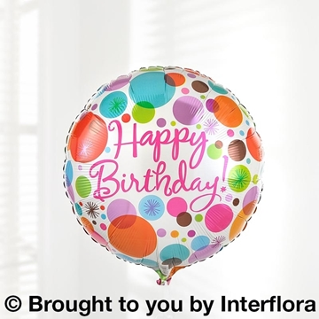 Picture of Happy Birthday Balloon