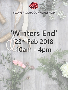 Picture of 'Winters End' Workshop (deposit) - 23rd Feb 2018, 10am-4pm