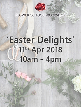 Picture of 'Easter Delights' Workshop (deposit) - 11th April 2018, 10am-4pm