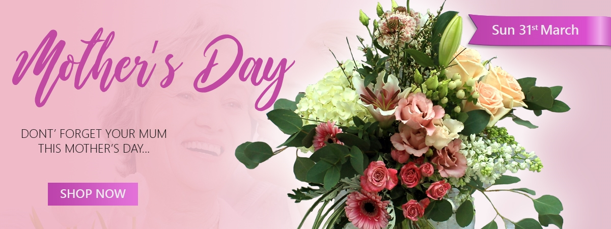 Mothers Day Flowers Coleshill from Penny Johnson Flowers