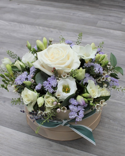 Picture of Scented Lavender Hatbox