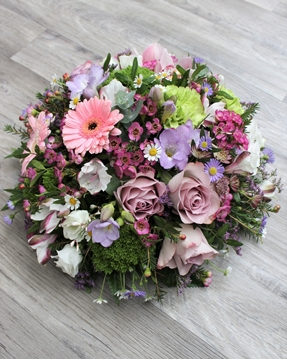 Picture of Woodland Posy - Pink And Lilac £45