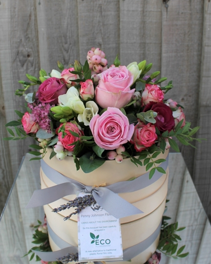 Picture of Pink Surprise Hatbox