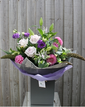 Picture of Violet Bouquet