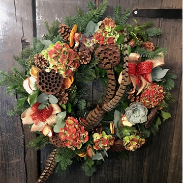 Christmas Wreath Workshop coleshill