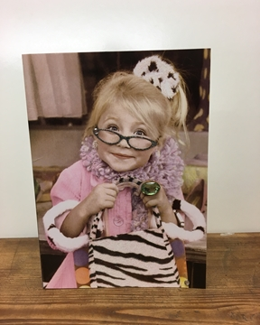 Picture of Glittered Greetings Card
