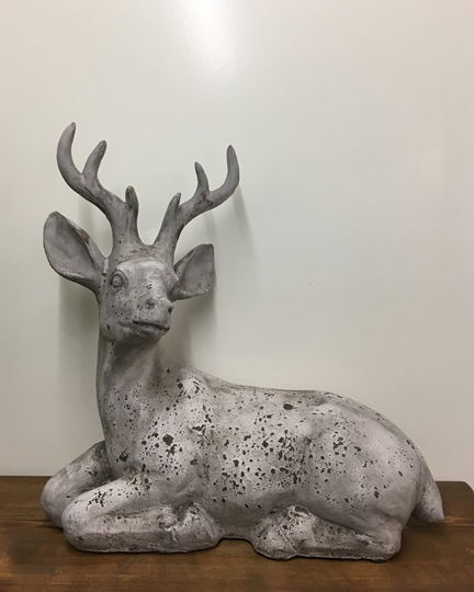 Picture of Lying Down Deer