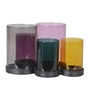 Picture of Multi Coloured Candleholder