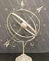 Picture of White Wash Armillary Sphere