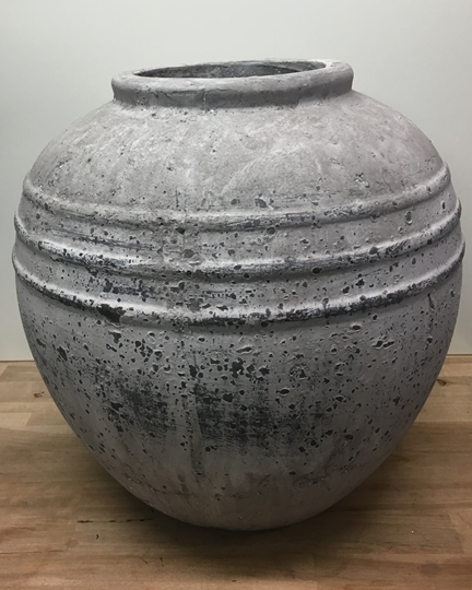 Picture of Distressed Stone Vase
