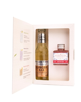 Picture of Rhubarb Gin & Ginger Ale Gift Set