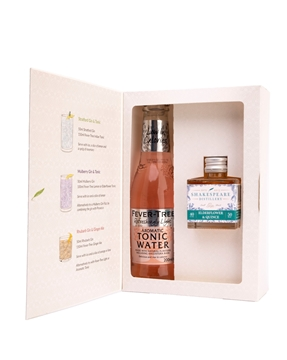 Picture of Elderflower & Quince Gin & Tonic Gift Set