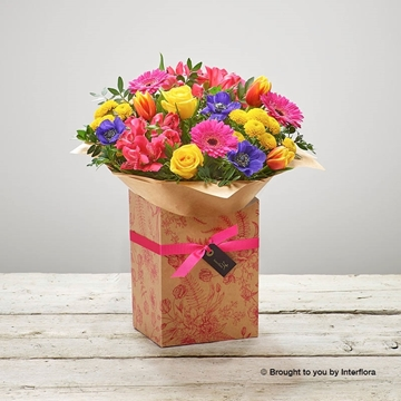 Picture of Blazing Beauty Gift Box