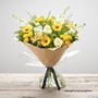 Picture of Lemon Drizzle Hand-tied Plus