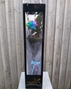 Picture of Single Rainbow Rose In Vase