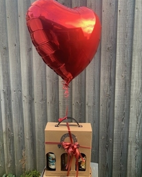 Picture of Church End Gift Pack & Balloon