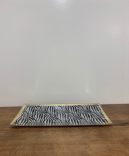 Picture of Zebra Trinket Tray