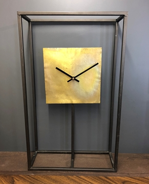 Picture of Metal Frame Clock