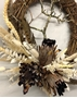 Picture of Dried floral Wreath