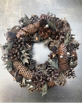 Picture of Natural Woodland Wreath
