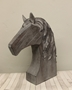 Picture of Grey Horse Head