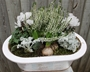 Picture of Winter Heather Planter large