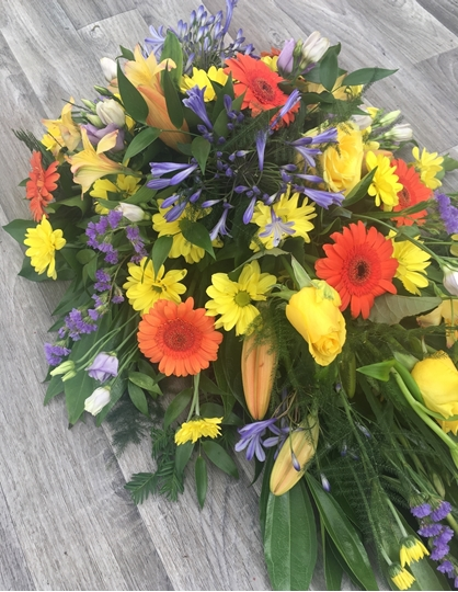 Picture of Orange and Yellow Spray £65