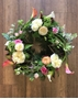 Picture of English Garden Wreath
