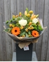 Picture of Mother's Day Aqua Bouquet - Made With Finest Flowers