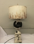 Picture of Stone Effect Lamp