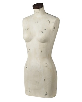 Picture of Painted Female Torso