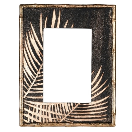 Picture of Golden Palm Photo Frame