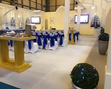 Wedding Set Up - Photo Opportunity At Photography Show NEC