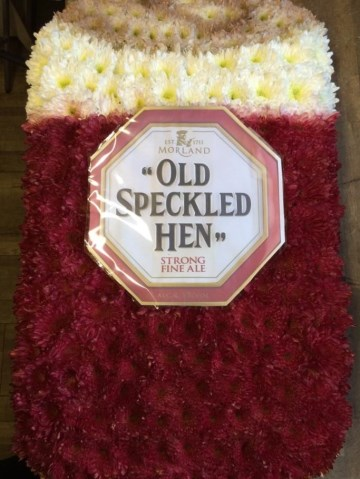 Old Speckled Hen Can Design